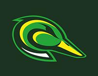 Oregon Ducks Logo Concept