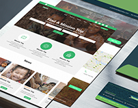 UI & Ux design for Mission Discovery