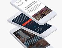 Telco - Modern Website