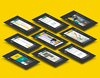 SUBTE - Interfaz para plataforma interactiva