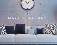 Mazzini Sofas - eCommerce
