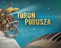 TV # Torun Porusza - Billboard Sponsorski