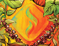 Pumpkin Spice Latte poster