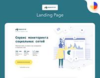 Medialogy Landing Page