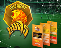 Gujarat Lions Official App