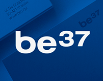 be37 / Construction engineers corporate identity
