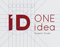 One Idea Graphic Studio - Redesign 2016