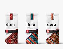 Dora - Vietnam Central Highland Coffee