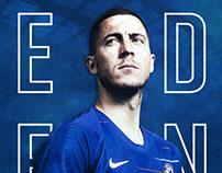 Eden Hazard 100
