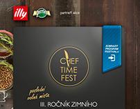 Newsletter CHEF TIME FEST 2016
