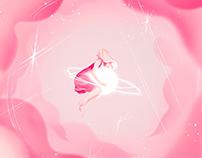 SLEEPY STAR 星环插画illustration