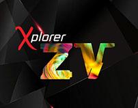 Symphony ZV Website Design