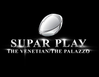Super Play  -Sports logo design