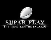 Super Play  -Sports logo design