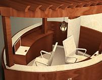 Information Desk for Sheikh zayed heritage festival AD