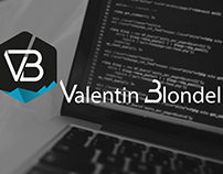 Web Developer - Valentin Blondel