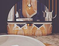 Bathroom / Warszawa