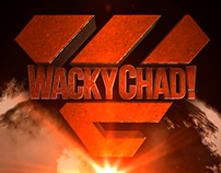 Wacky Chad 3D Logo Animation