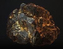 Houdini Proceddural Stones (Rocks) Generator