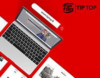 www.tiptop.lk | Website Revamp