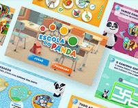 Escola do Panda - App