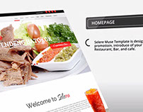 Clean Website Promotion - After Effect Template