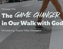 Message/Sermon Title Designs