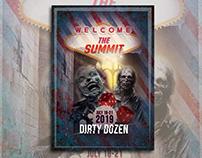 The Summit flyer Design
