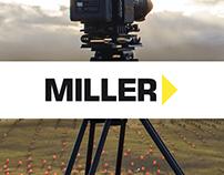 Miller Tripods Website