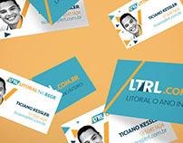 Litoral na rede | branding