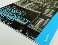 Massey Library rebranding
