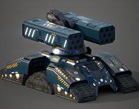 SciFi Tanks