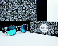 Ocean Sunglasses Custom