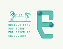 Braille Sans and Icon