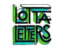 LOTTA LETTERS