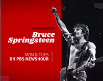 PBS NewsHour - Bruce Pringsteen Special