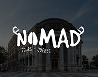 Nomad - Logo + Prospectus