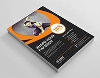 Fitness Center Flyer
