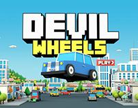 Devil Whells - Domestika  Game Trailer