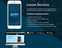 Lzoom Services :- Case Study