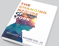 Changing Nature of Work Book Cover Design