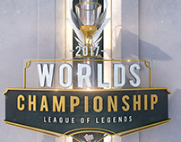 Worlds 2017 - League of Legends (Riot Games)