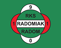 Website RKS Radomiak Radom