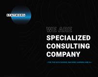 Site for consulting company (goatbaker.com)