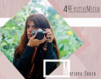 Afiches Festival de Cine FemeMina 2018