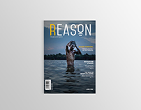 Reason Magazine Redesign