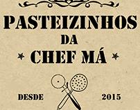 Logotipo Pasteizinhos da Chef Má