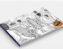 Book Design | Aao Phir Chalain Urdu Bazaar