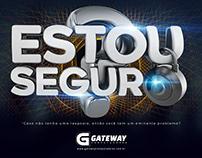 Gateway Eu estou seguro ?