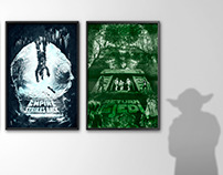 George Lucas' Star Wars trilogy